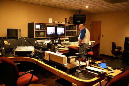 Mike-controlroom