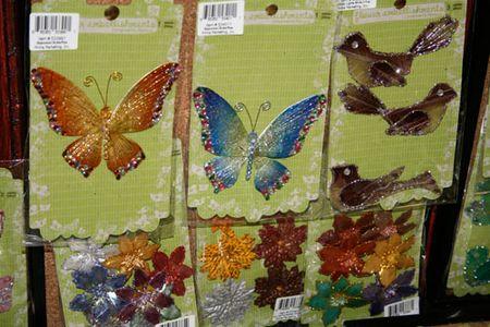 Butterflies-birds