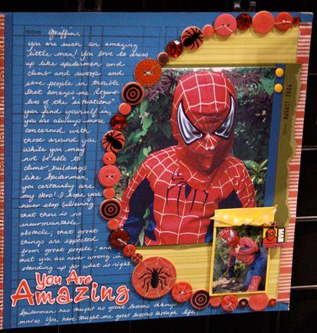 Spidermanlayout