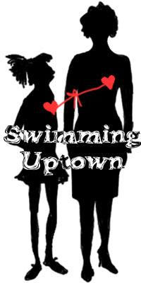 SwimmingUptownLogo