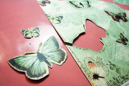 Cutbutterflies