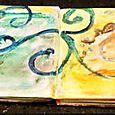 Watercolor Doodlings