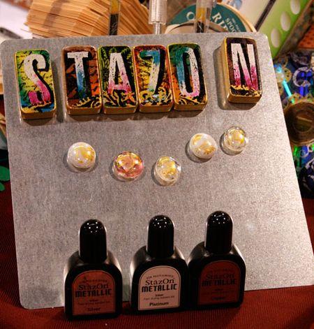 Stazon-sign