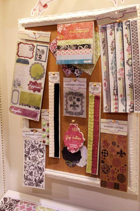 Embellishment-board