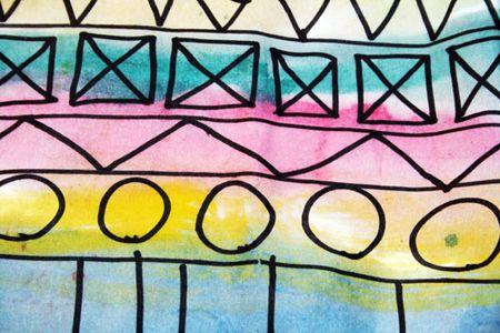 Watercolor-close