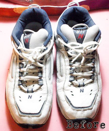 Sneakers-before