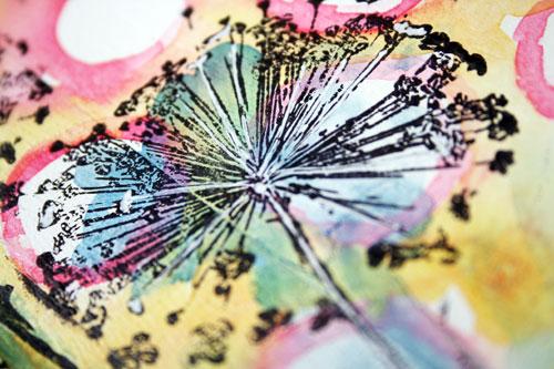 Dandelion-whitepen