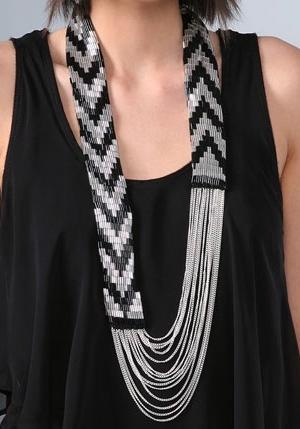 Fiona-paxton-chevron-beaded-necklace-profile