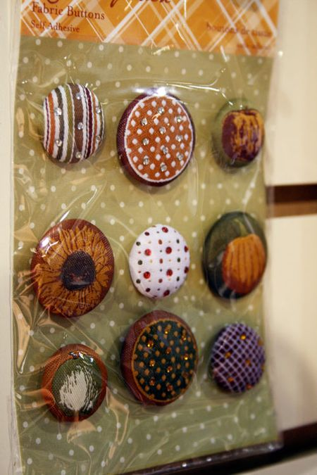 Fabricbuttons