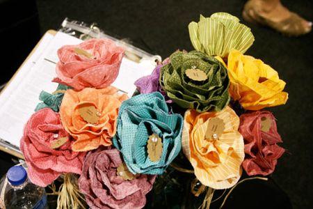Flowers-fabric