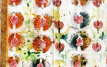 Face-tulips