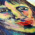Art Journal Face