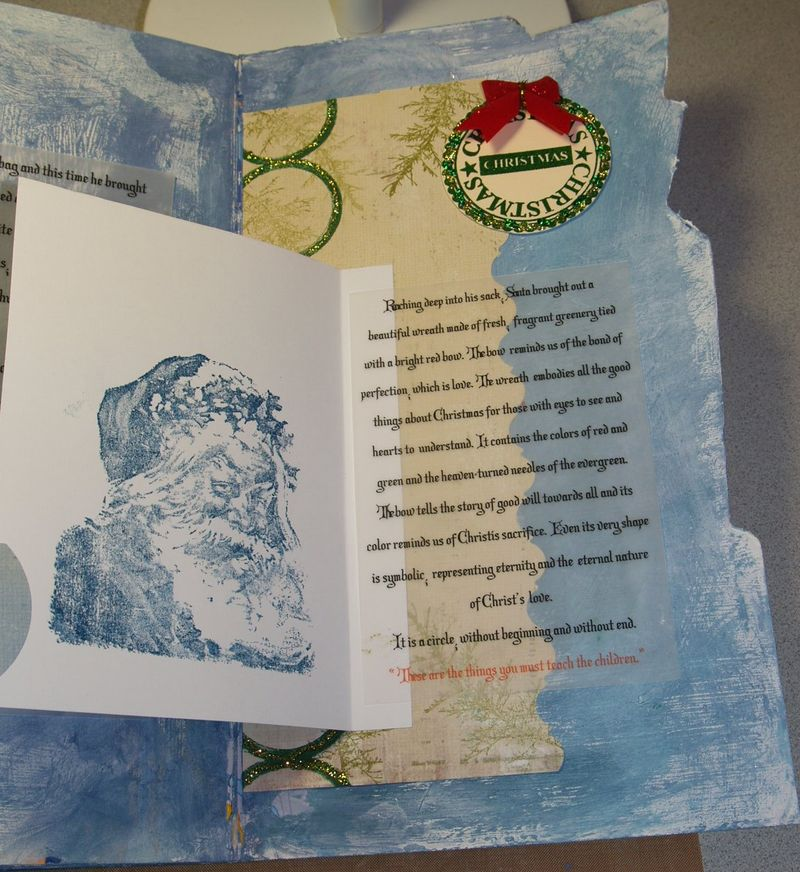 Page 8 inside card