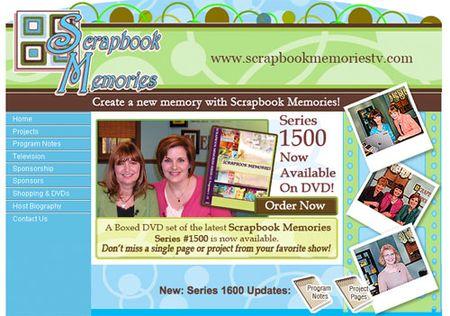 ScrapbookMemoriesTVScreenshot