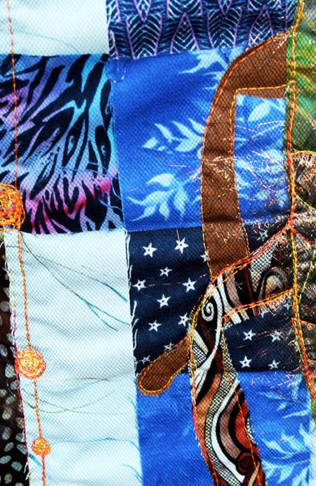 Weavingdetail