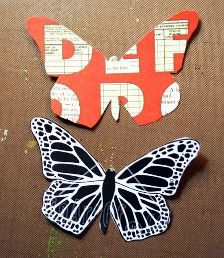 Cutbutterfly