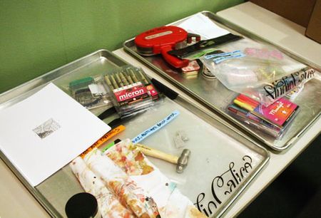 Greenroom-trays