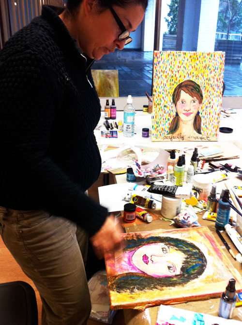Tali-painting