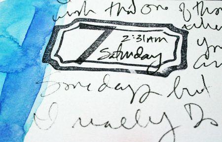 Ticket-blue