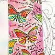 Art Journaling Tag