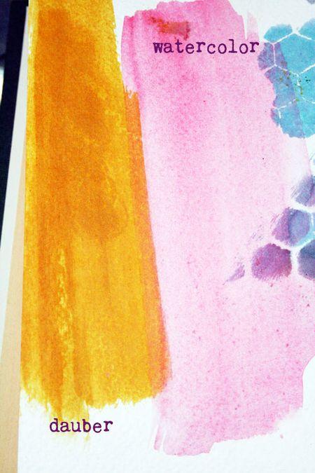 Watercolorvsdauber