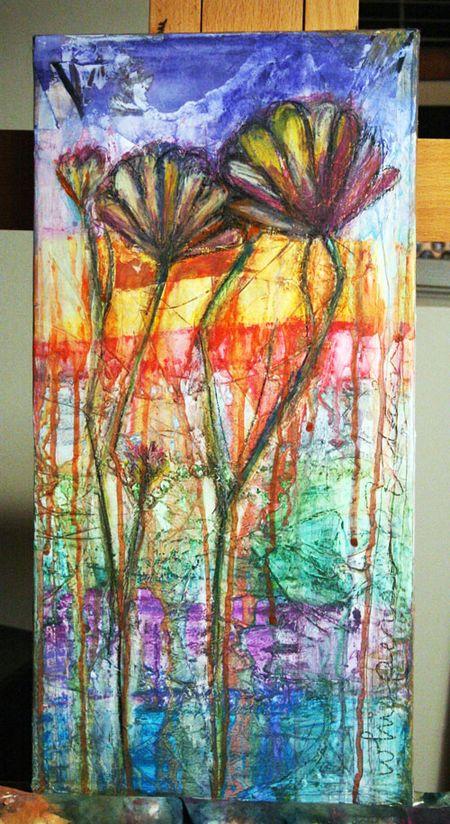 Flowercanvas