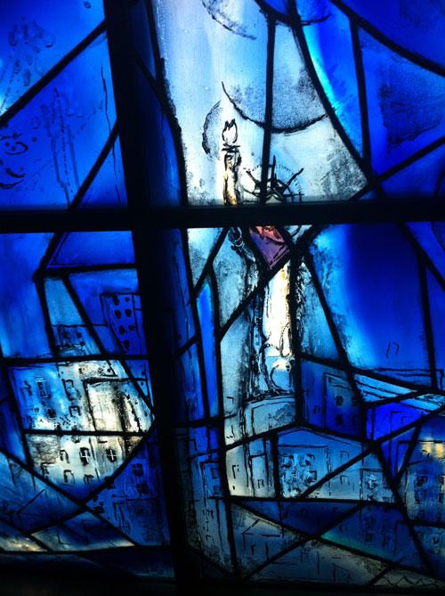 Chagallstatueofliberty