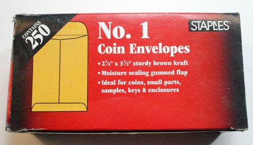 1-envelopes