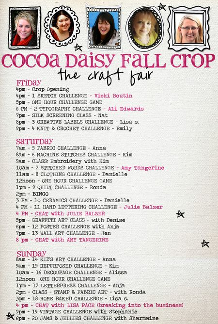 Cd crop schedule 2