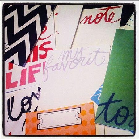 Journalingcards