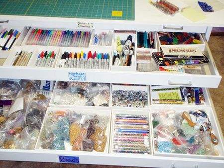 Map-drawer-storage