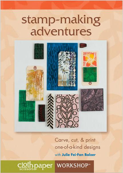 DVD-StampMakingAdventures