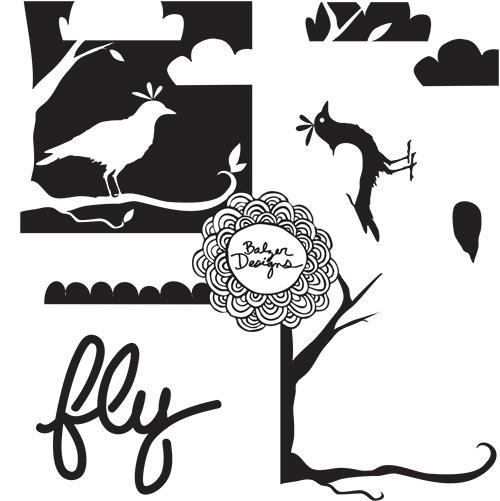 BirdScene-stencil