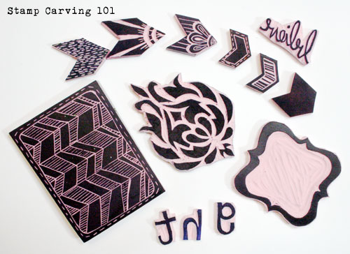 Balzer designs stamp carving starts today