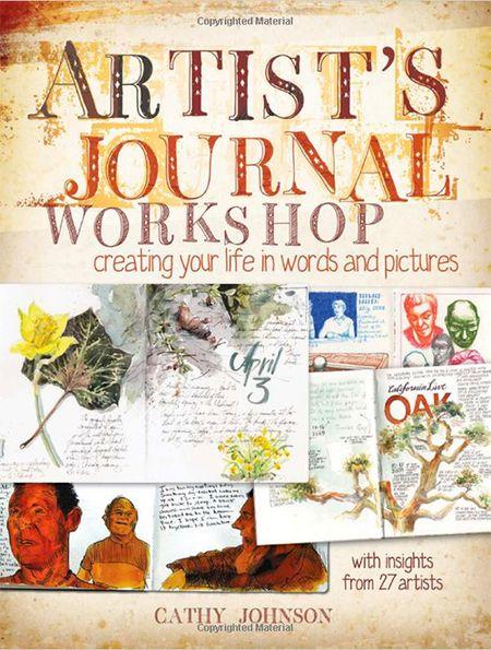 Artistsjournalworksho