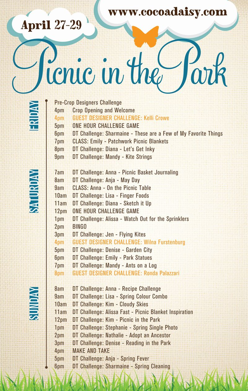 CD12 - Picnic In the Park Ad - REV