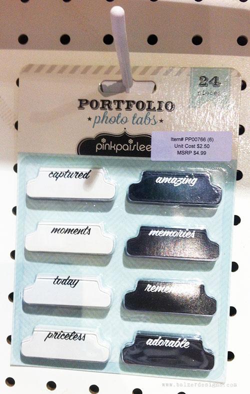 Phototabs