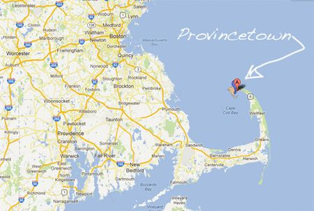 ProvincetownMap