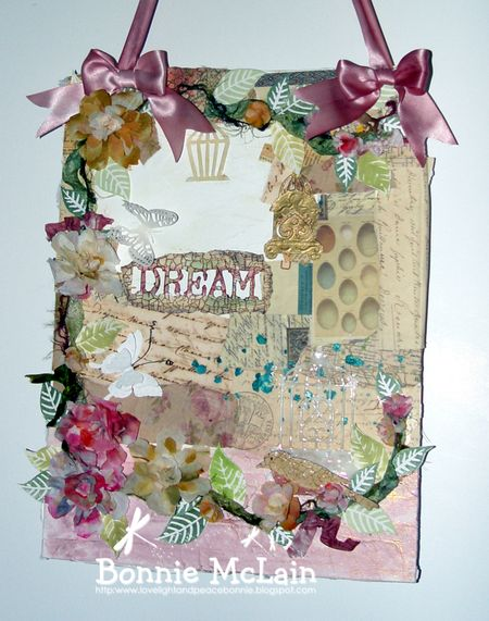 10   Dream in Flowers by Bonnie McLain