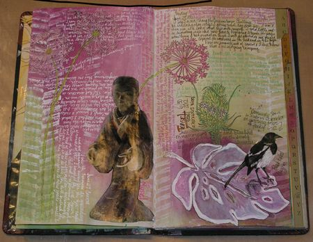 Art Journaling Every Day