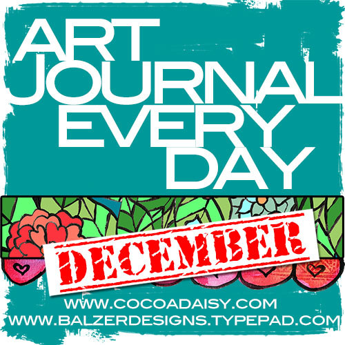 Art Journal Every Day: December