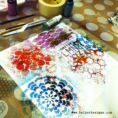 Stencilbeginnings