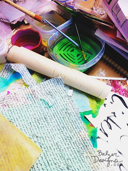 Papersdrying
