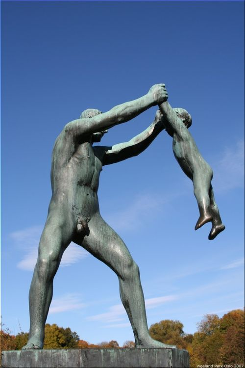 Vigeland_Sculpture_Park_part_of_Frogner_Park_Oslo_2007_013
