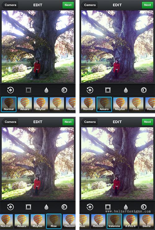 Instagramfilters