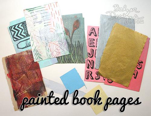 Paintedbookpages