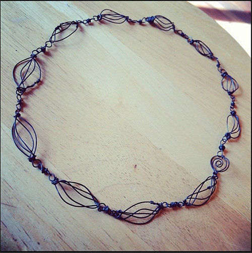 Wirewrappednecklace