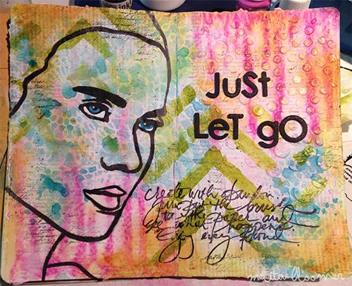 Melita Bloomer Just Let Go PIC 2