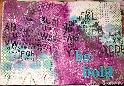 Melita Bloomer - Be Bold PIC 3