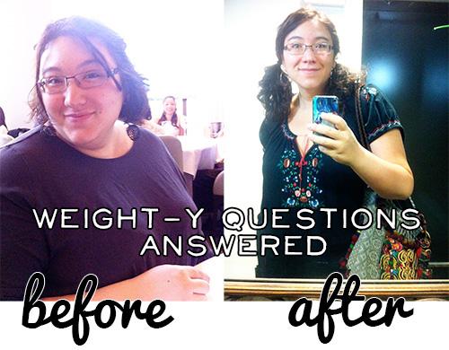 Weightyquestionsanswered